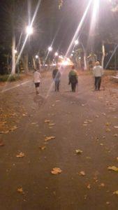 Nordic Walking edzések a Ligetben @ Szeged, Újszegedi Liget
