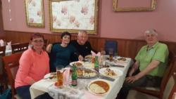 Szlovákiai étteremben